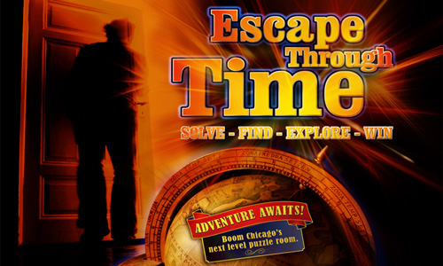 escape through time boom chicago escape room